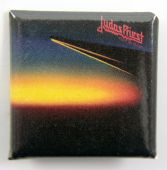 Judas Priest - 'Point of Entry' Square Badge